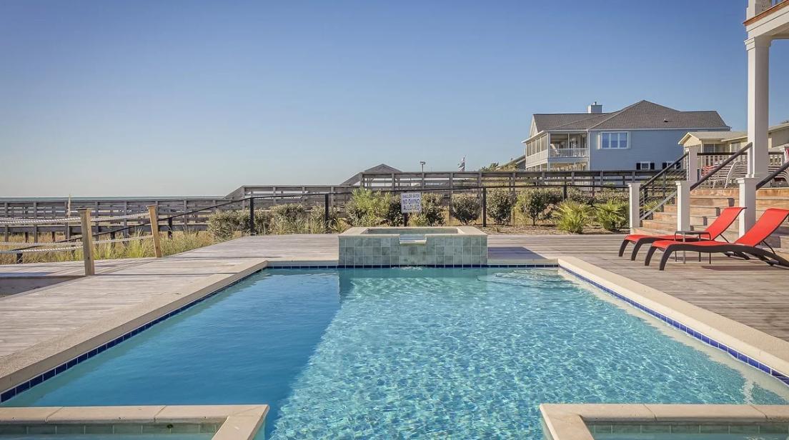 Luxus Pool